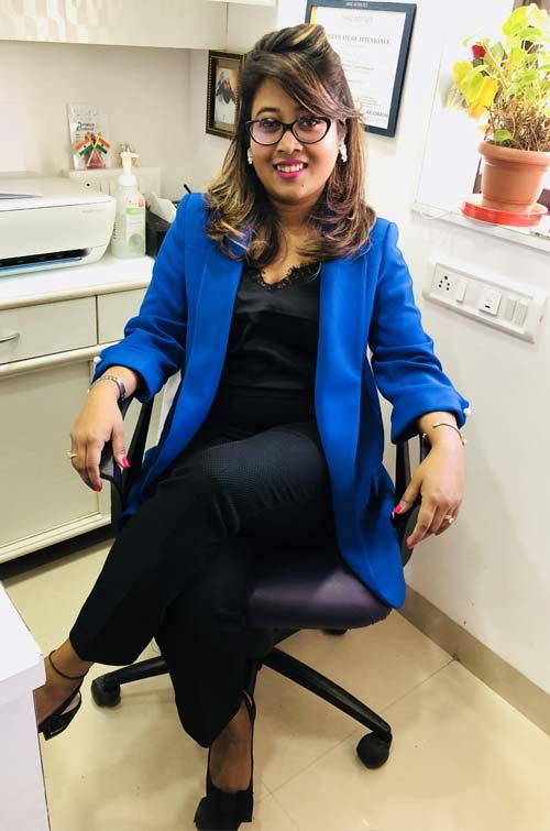 Dr. Shoma Skin specialist in bandra, mumbai